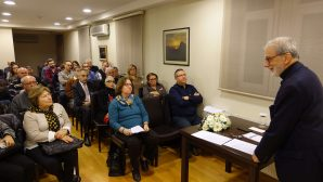 Batı'da Tarih Boyu Ermeni Yerleşimleri'nin 3. Semineri Yapıldı