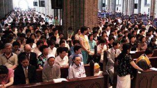 Güney Kore'de Katolik Kilisesi'nin Nüfusu 20 Yılda Yüzde 50 Arttı