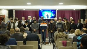 Gazi Mahallesi'nde Cankurtaran Kilisesi Dualarla Açıldı
