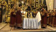 Ermeni Apostolik Kilisesi, Doğuş ve Beliriş Yortusu'nu Kutladı
