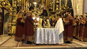 Armenian Apostolic Church Celebrates Christmas