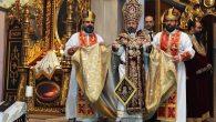 Kadasetli Patrik II. Sahak Maşalyan, Patrik Sıfatı İle İlk Kutsal Sunu Ayinini Gerçekleştirdi