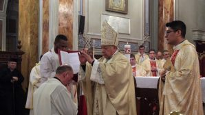 Diaconal Ordination in Istanbul Holy Spirit Cathedral