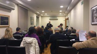"""""""Batı'da Tarih Boyu Ermeni Yerleşimleri"""" Konulu Seminerin 2'incisi Düzenlendi"""
