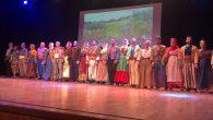 Geleneksel Ermeni Köy Sahneleri Gösterisi Şişli'de Sanatseverlerle Buluştu