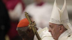Papa Françesko, Yeni Yıla Kadınlara Yönelik Şiddeti Kınayarak Başladı