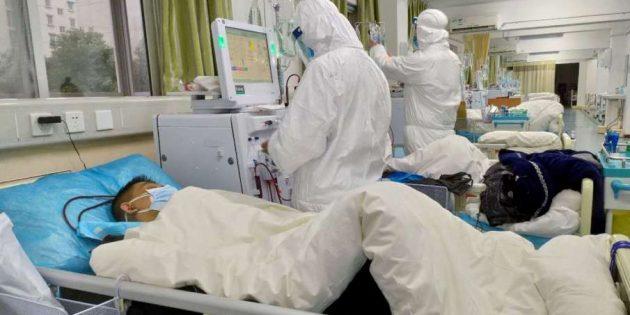 Korona Virüsü Salgınında Ölenlerin Sayısı 80'e Yükseldi
