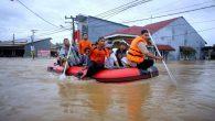 Endonezya'daki Sel Ve Heyelanlarda Ölü Sayısı 66'ya Yükseldi