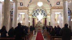 Ermeni Katolik Kiliseleri'nde İsa Mesih'e İsim Verilişi Yortusu