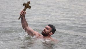 Turkey's Orthodox Community Marks Epiphany