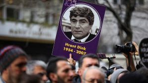 Hrant Dink Commemorated on the 13th Anniversary of His Loss