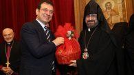 Patrik Maşalyan ve İBB Başkanı İmamoğlu, Bir Araya Geldi