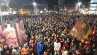 Kilise Karşıtı Tasarıyı Protesto Eden Binlerce Kişi Sokaklara Döküldü