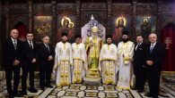 Parish Priests from Antioch and Mersin Orthodox Churches Visited Patriarch Yuhanna Yazıcı