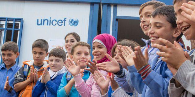 UNICEF, 2020'nin Suriyeli Çocuklar İçin Barış Yılı Olması Çağrısında Bulundu