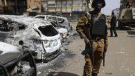 Burkina Faso'da Kiliseye Saldırı!                                       24 Kişi Feci Şekilde Can Erdi