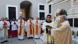 Saint Esprit Katedrali'nde İki Önemli Bayram Kutlandı