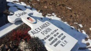 Trabzon'dan Sonra Ankara'daki Hristiyan Mezarlığı da Tahrip Edildi