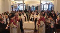 Bakırköy Zınunt Surp Asdvadzadzin Ermeni Apostolik Kilisesi'nde Diyarıntaraç Töreni Gerçekleştirildi