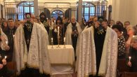 The Feast of The Presentation of the Lord in the Temple at the Altımermer Surp Hagop Armenian Apostolic Church