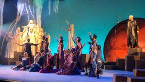 """Işıkla Karanlığın Kavgası """"YOLCU"""" Dans Gösterisi"""