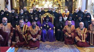 Ermeni Apostolik Kiliseleri Takvimine Ait Surp Ğevontyants Yortusu Kutlandı