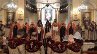 Ermeni Apostolik Kiliseleri Takvimine Ait Surp Vartanants Yortusu Kutlandı