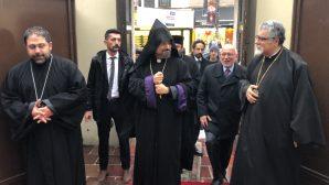 Patrik II. Sahak Maşalyan, Apostolik Kiliseleri'ne Yaptığı İlk Ziyaretlerini Tamamladı