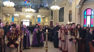 Ermeni Apostolik Kilisesi, Büyük Oruç Dönemine Başladı