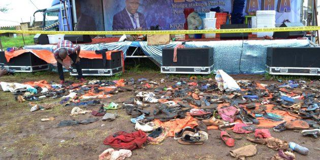 Kilise İbadetinde Çıkan İzdihamda 20 Kişi Hayatını Kaybetti
