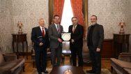 TeK'ten İBB Başkanı İmamoğlu'na Nezaket Ziyareti