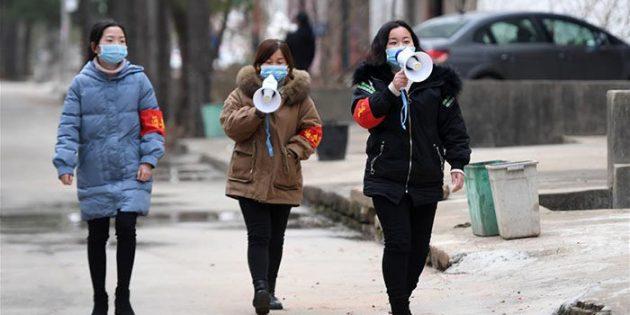 Çin'de Hristiyanlar Kriz Bölgesinde Müjdeyi Duyurmaya Devam Ediyor