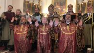 His Beatitude the Patriarch Sahak II Has Ordained 3 Deacons