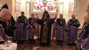 Kadasetli Patrik II. Sahak Maşalyan,  Hıraşapar Törenleri İle Ziyaretlerini Gerçekleştirmeye Başladı
