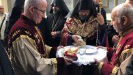 Kadasetli Patrik II. Sahak Maşalyan,  Hıraşapar Törenleri Ziyaretinin İkinci Gününü Tamamladı