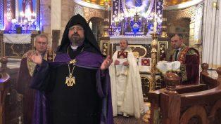 Türkiye Ermenileri Patriği Kadasetli Sahak II.'den Dua Çağrısı
