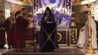 Ortaköy Surp Asdvadzadzin Ermeni Apostolik Kilisesi'nde Pazar Ayini