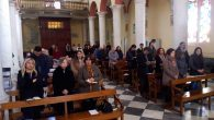 The Feast of the Presentation of Jesus Christ in the temple celebrated in Iskenderun