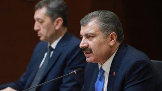 Kovid-19 Vakaları Sağlık Bakanlığı'nın Sitesinden Takip Edilebiliyor