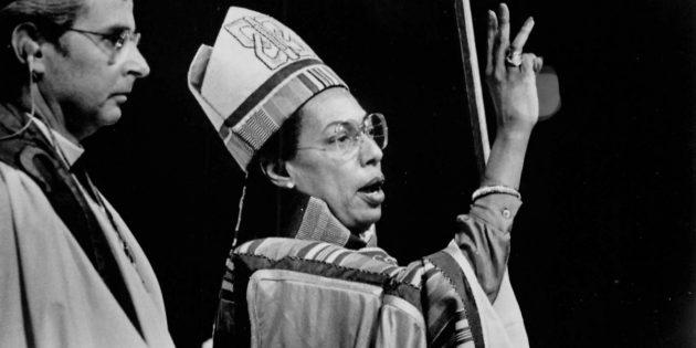 İlk Anglikan Kadın Episkopos Hayatını Kaybetti