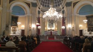 Ash Wednesday Rites in the Armenian Catholic Church