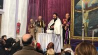 Arevakal Prayers started with the Lenten period for the Armenian Apostolic Churches