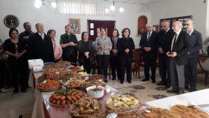 İskenderun'da Geleneksel 'Perhiz Yemekleri' Buluşması Başladı