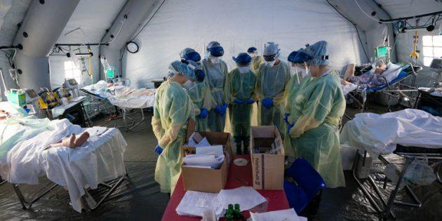 Hristiyan Yardım Kuruluşu New York'ta Hastane Kuruyor