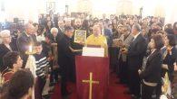 İskenderun Ortodoks Kilisesinde 'İkonalar Pazarı' Ayini