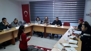 'First Aid' Training for Caritas Anatolia Employees