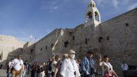 Korona Virüs Endişesi Nedeniyle Doğuş Kilisesi Ziyaretçilere Kapatıldı