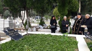 """Memorial Day of the Dead"" in İskenderun as the symbol of the start of the Lent"