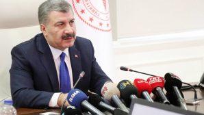 Sağlık Bakanı Fahrettin Koca, Türkiye'de Corona Virüsü Olduğunu Doğruladı