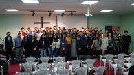 Uyanış Gençliği'nde 'İsa Mesih'in Öğrencisi Olarak Bedel Ödemek' Konuşuldu
